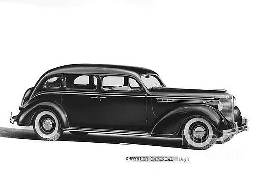 California Views Archives Mr Pat Hathaway Archives - Chrysler Imperial 1938