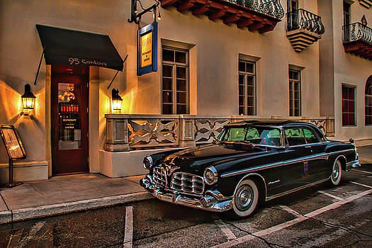 Chrysler Imperial Casa Monica Hotel by Stacey Sather