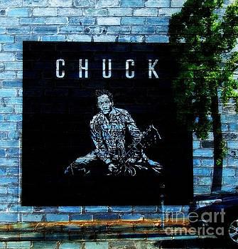 Chuck by Kelly Awad