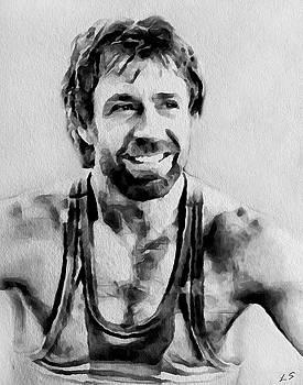 Chuck Norris by Sergey Lukashin