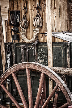 Chuck Wagon by David Wagner