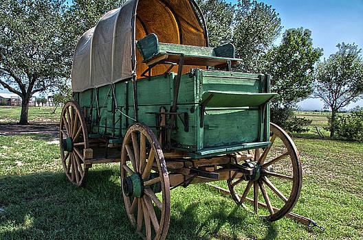 James Woody - Chuck Wagon