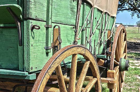 James Woody - Chuck Wagon Wheels