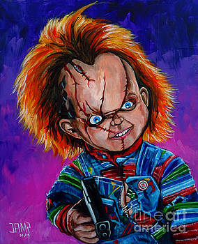 Chucky Child's Play by Jose Mendez