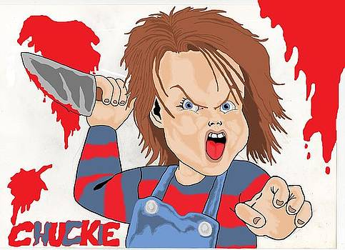 Chucky by Colin Hockless