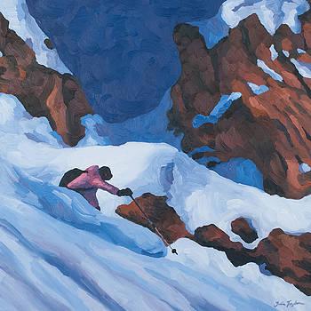 Chugach Dream by Julia Taylor