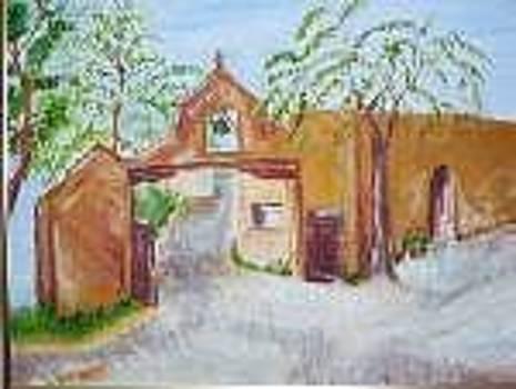 Church by Amelia Rich
