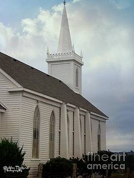 Church at Bodega Bay by Bobbee Rickard