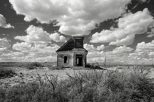 Mary Lee Dereske - Church at Taiban New Mexico