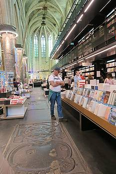 Church Bookstore by Sandra Bourret