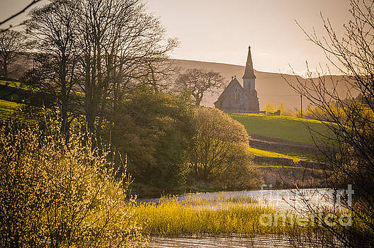 Mariusz Talarek - Church by Fewston Reservoir