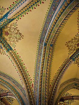 Church Detail by Rae Tucker