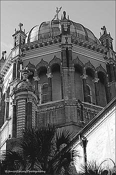 Church Dome by Janice Spivey