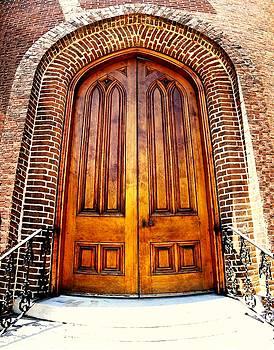 Church Door by Kyle Ferguson