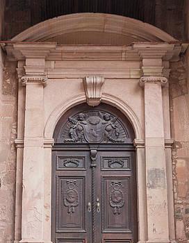 Teresa Mucha - Church Door