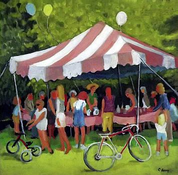 Church Fair by Carolyn Harvey