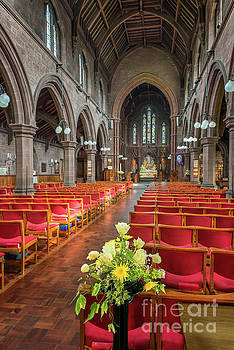 Adrian Evans - Church Flowers