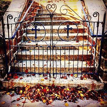Church Gate by Sharon Halteman