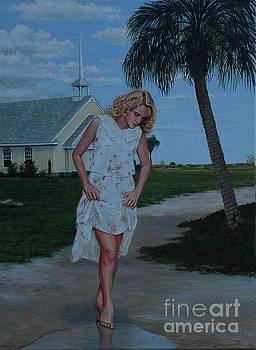 Church Girl by Michael Nowak