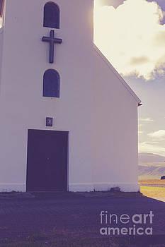 Church Iceland by Edward Fielding