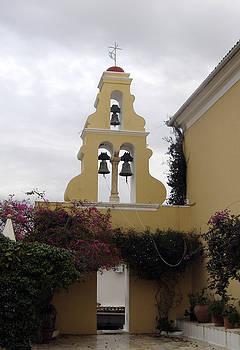 Church in Corfu by Christina Knapp