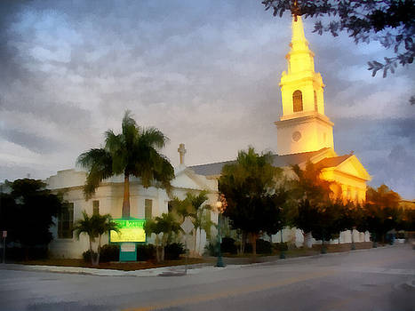 TAWES DEWYNGAERT - Church in downtown Sarasota