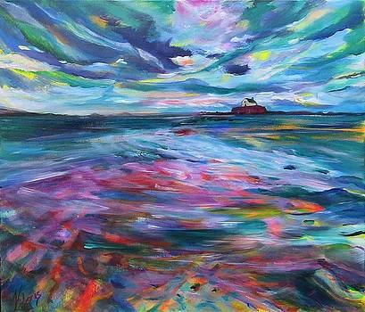 Church in the Sea by Karin McCombe Jones