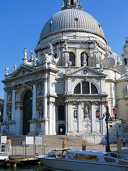 Church in Venice by Lisa Boyd