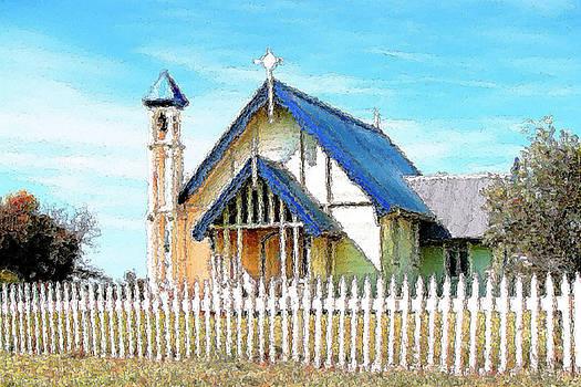 Church by James  Dierker