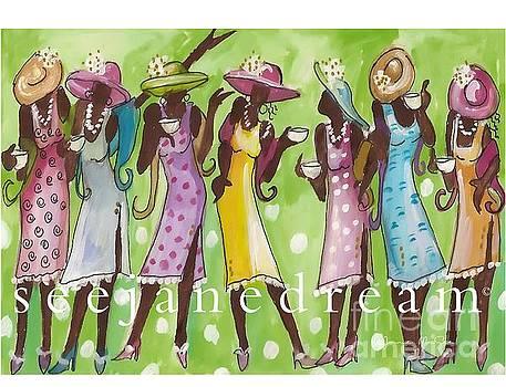 Church Lady Tea by Janie McGee