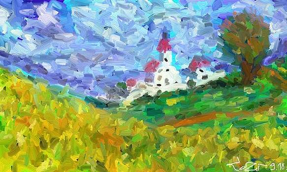 Church by Lazar Caran