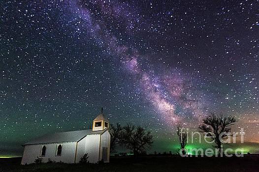 Tibor Vari - Church Milky Way Galaxy