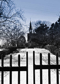 Church by Nora Blansett