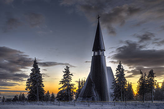 Church of Jesus Christ Rogla by Ivan Slosar
