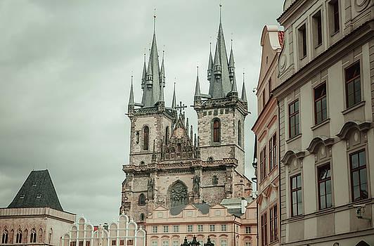 Jenny Rainbow - Church of Our Lady before Tyn