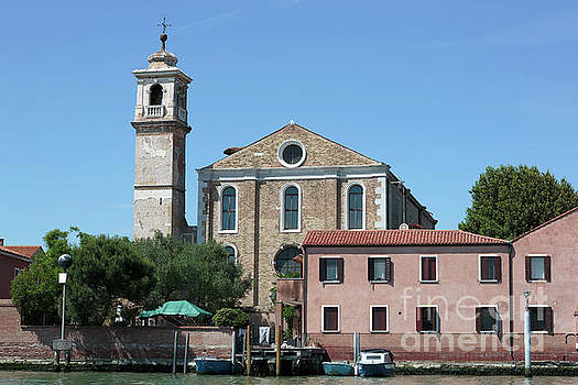 Church of San Pietro Martire in Murano Italy by Louise Heusinkveld