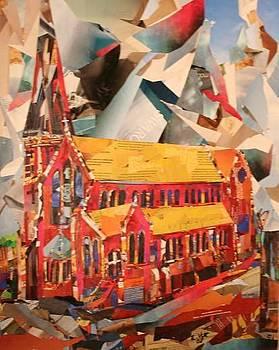 Church of St. John The Divine  Victoria  BC Canada by Viet Tran