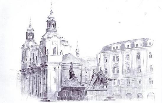 Church of St. Nicholas by Oleg Kozelskiy