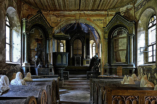 Church Of The Ghosts by Joachim G Pinkawa