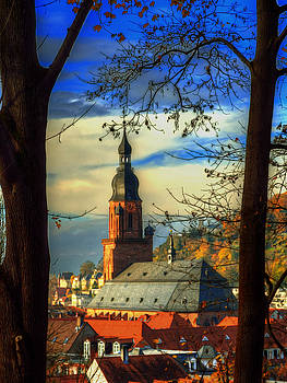 Church of the Holy Spirit by Darin Williams