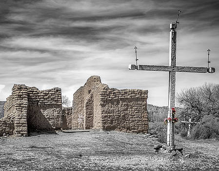 Church of the Past  by Julie Basile