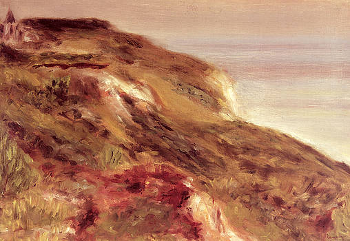 Pierre Auguste Renoir - Church on a Clifftop