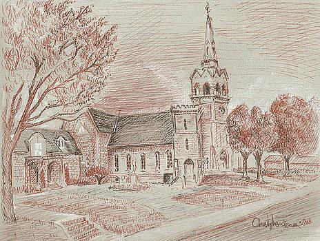 Church on St. Josephs Blvd by Christopher James