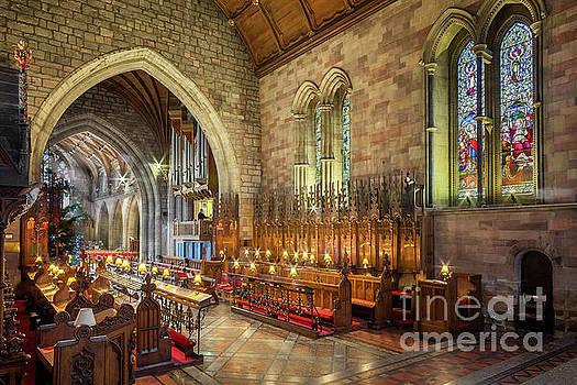 Adrian Evans - Church Organist