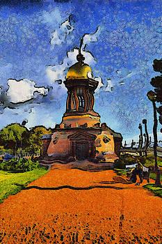 Church Petersburg by Ferran Badia