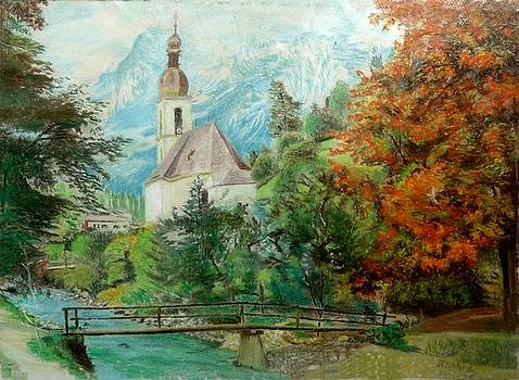 Church by Rashid Hamza