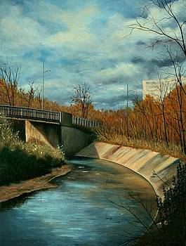 Church St. Underpass by Sharon Steinhaus