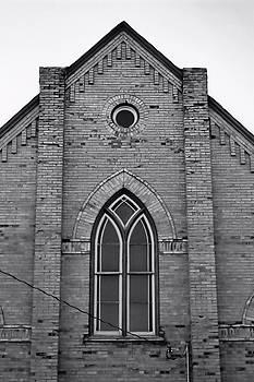 Church Steeple by Kristi Beers-Mason