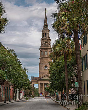 Dale Powell - Church Street in Charleston SC