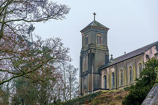 Church Tower by David Ridley